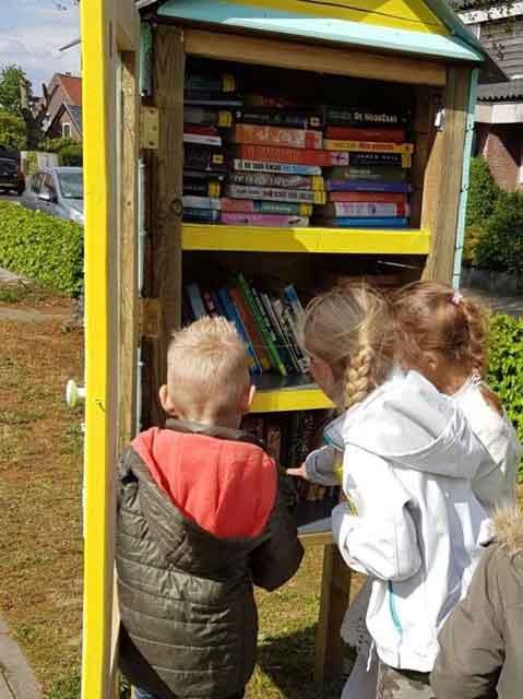 Educatief op het kinderdagverblijf